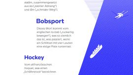 Kennst du den Ursprung dieser Wintersportbegriffe?