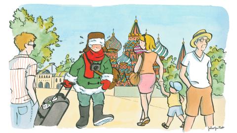 Nos 16 conseils pour un voyage en Russie… réussi !