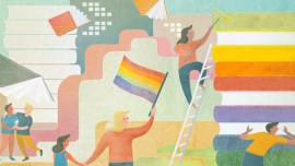 Un mese arcobaleno: ecco tutte le parole da conoscere prima di partecipare al Pride