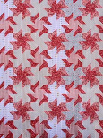 The Double Pinwheel Quilt