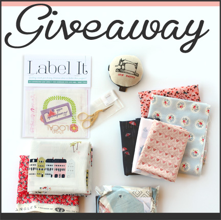 The Double Pinwheel Pattern Giveaway
