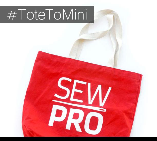 Sew Pro Tote Bag