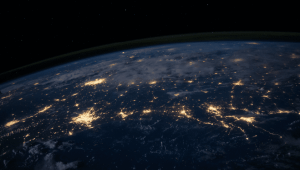 The united states from space