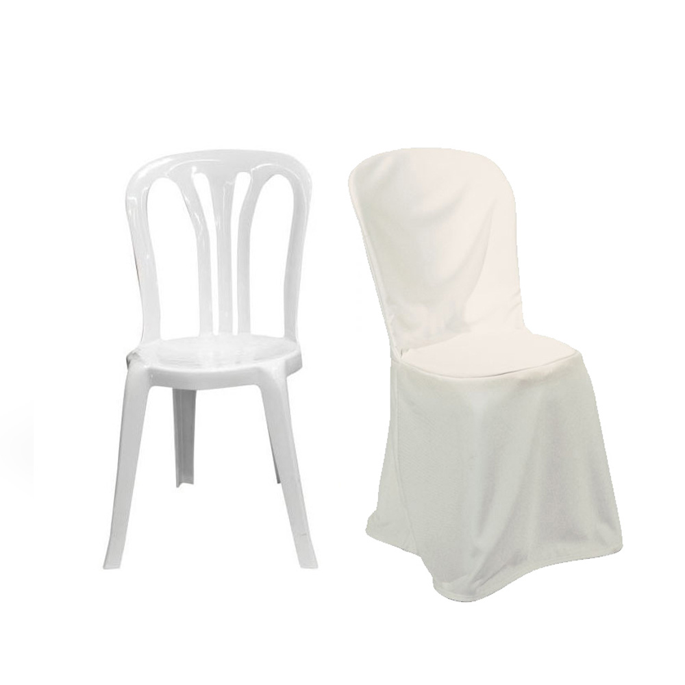 Wedding Chairs Fusion Decor CHAIR COVERS Housse De