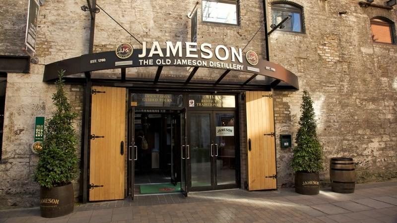 jameson, jameson distillery, Dublin, things to do in Dublin