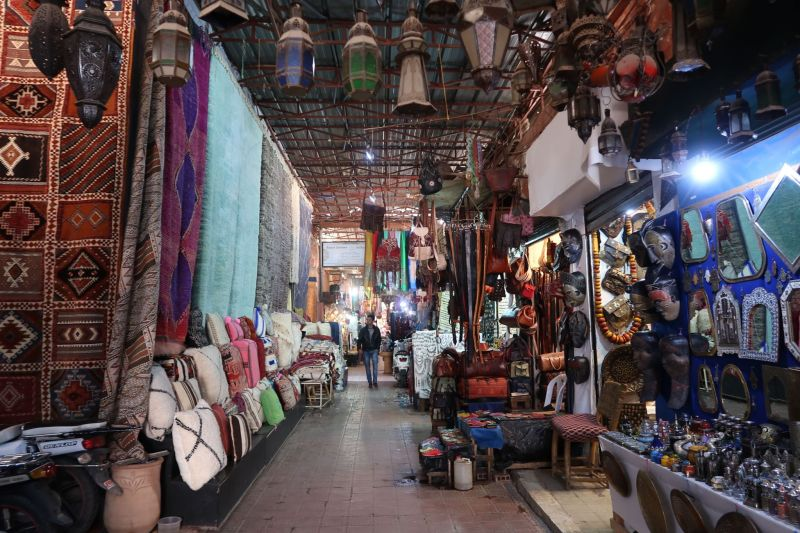 markets Marrakech