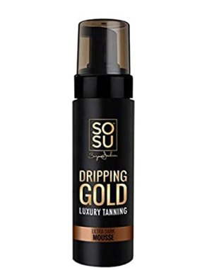 SOSU Dripping Gold Lotion