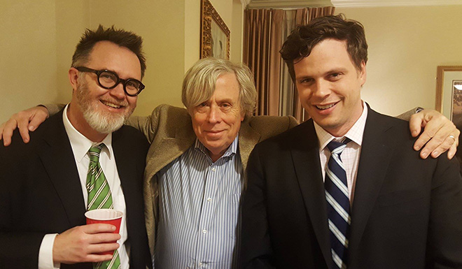 The Three Fundamental Alternatives: Rod Dreher, Peter Augustine Lawler, and James Patterson at Louisiana State University, March 2017
