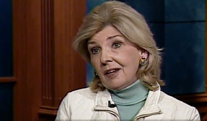 O'Beirne on C-SPAN in 2006