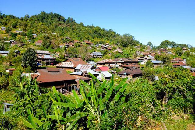 village hsipaw