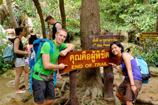 end trail erawan