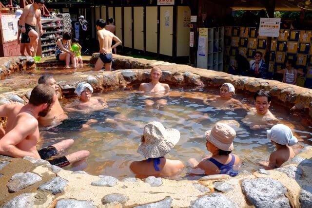 hot spring beitou