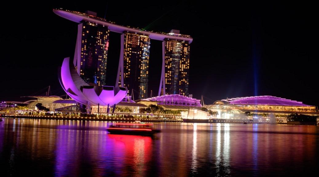 marina - singapour
