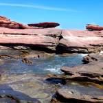 Mushroom rock - Kalbarri Coast