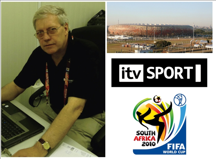 ITV At The FIFA World Cup 2010