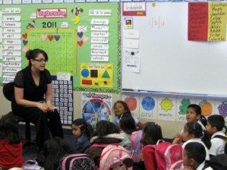 students classroom photo