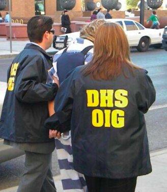 Homeland security OIG photo