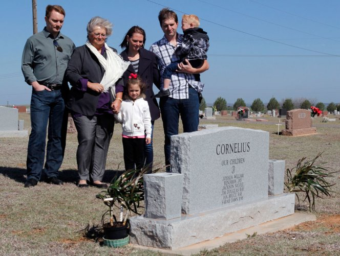 Veterans death 1 - family photo