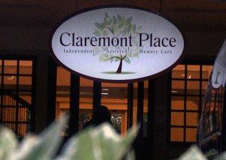 Public health abuse - Claremont Place photo