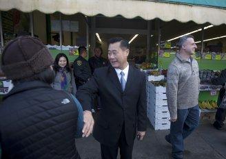 Leland Yee - Mayoral campaign 2011 photo