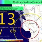Shake Alert earthquake early warning system