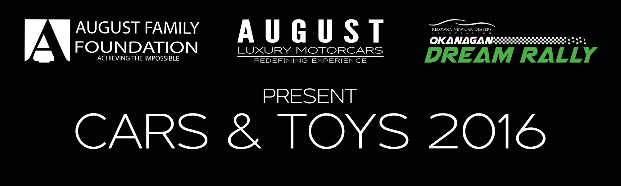 Cars and Toys Event 2016
