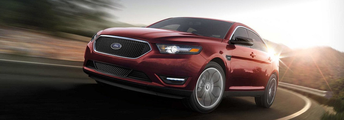 2018 Ford Taurus at Mosher Motors