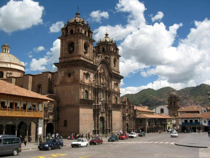 Sightseeing in Cusco