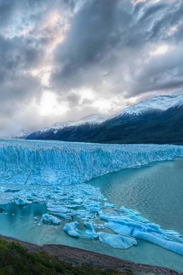 Wallpaperscatalogcom  Nature Wallpapers  Glacier In