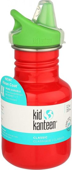 Klean kanteen kids drinking bottle