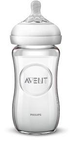Philips Avent Flasche aus Glas