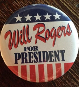 WR for President