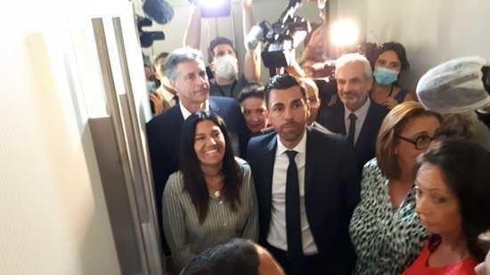 EN DIRECT. Election du maire de Marseille : aucun candidat n'a atteint la majorité absolue, un second tour de scrutin va être organisé entre Michèle Rubirola, Guy Teissier et Samia Ghali