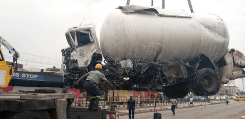 One dead in Lagos gas tanker accident – Punch Newspapers