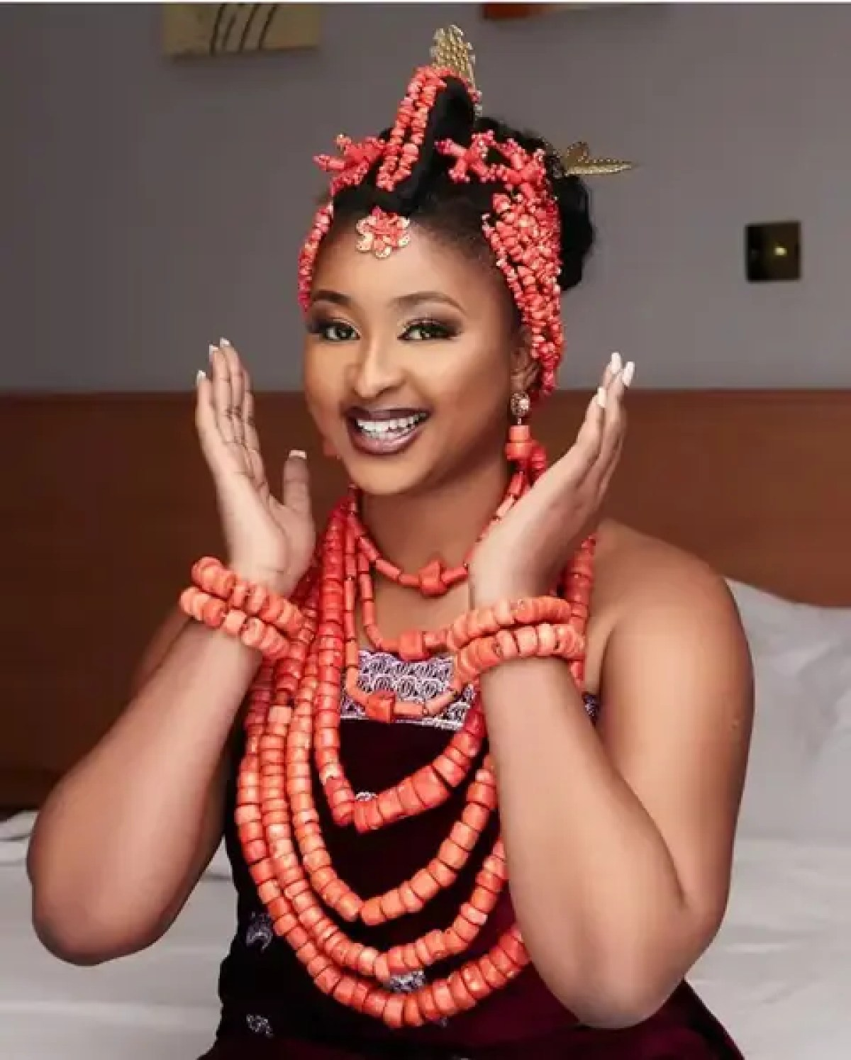 Actress Etinosa Reveals She Will Not Disclose The Paternity Of Her Child