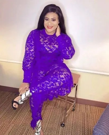 I flaunt my sex appeal to appreciate God - Nkechi Blessing Sunday -  Vanguard News