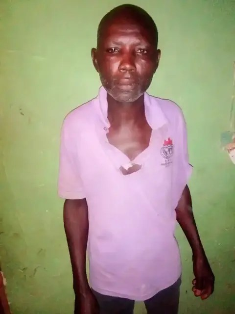 54 year old man Arrested for defiling a 12 year old girl in ogun State