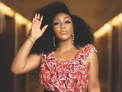 RITA DOMINIC Making a Bold Statement at 45THISDAYLIVE