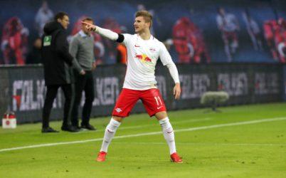 Deutsche Bundesliga, RasenBallsport Leipzig vs. FC Schalke 04 – Timo Werner (RB Leipzig) – Foto: GEPA pictures/Sven Sonntag
