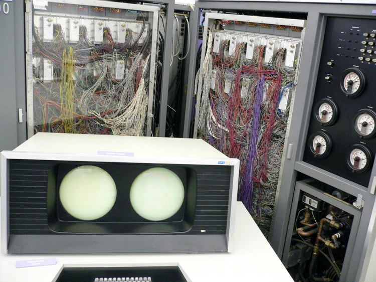 Personable Computer   Designed by Seymour Cray, the CDC ...