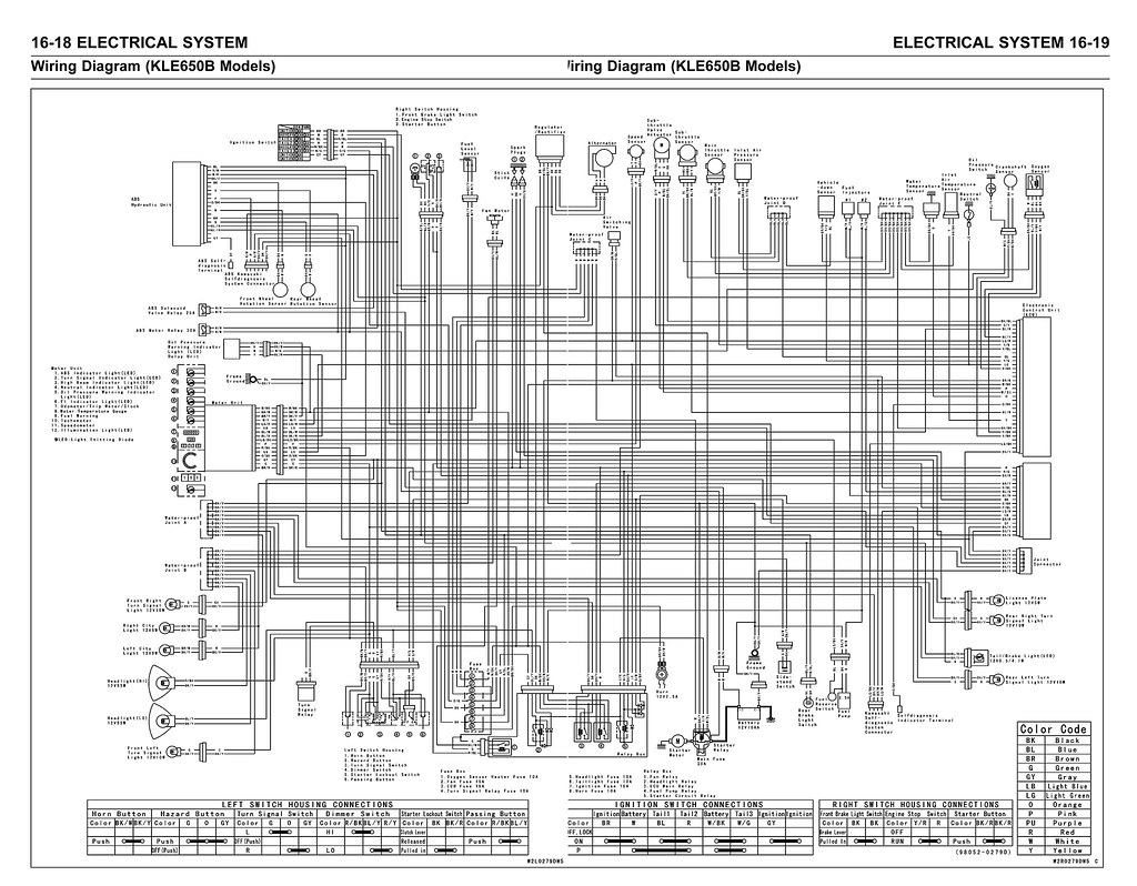 hight resolution of kawasaki versys kle650 07 wiring diagram itamar bonneau flickr kawasaki versys 650 wiring diagram