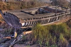 Samish River Shipwrecks 2 HDR