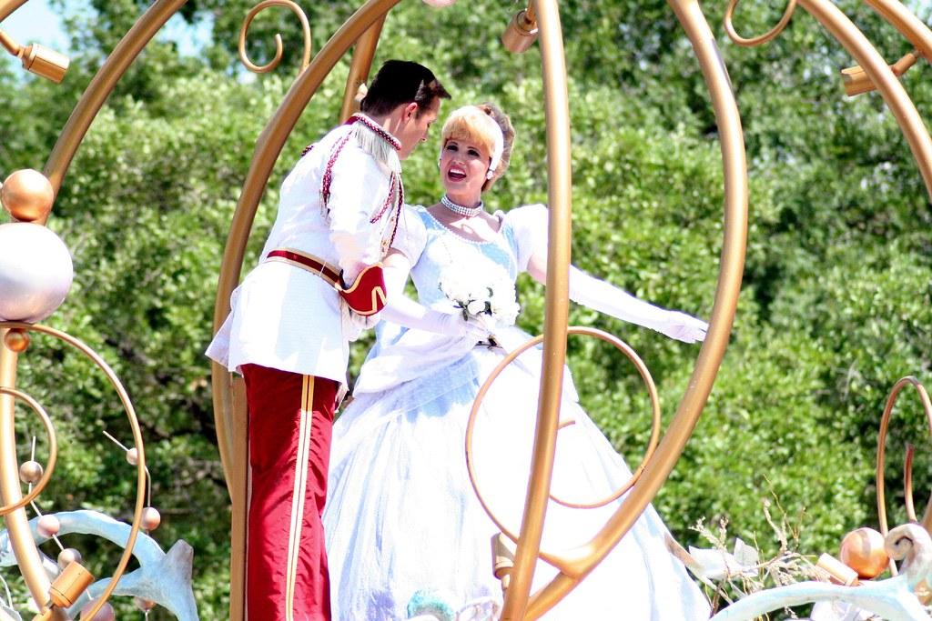 Walt Disney World Honeymoon Perks