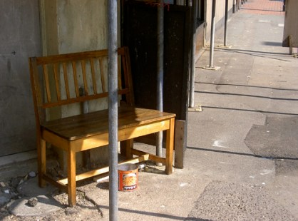 The most comfortable seat in Crystal Palace