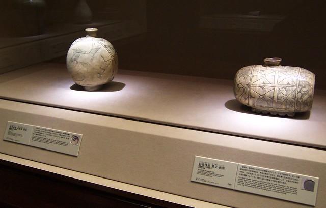 The Museum of Oriental Ceramics ,Osaka. Korean series