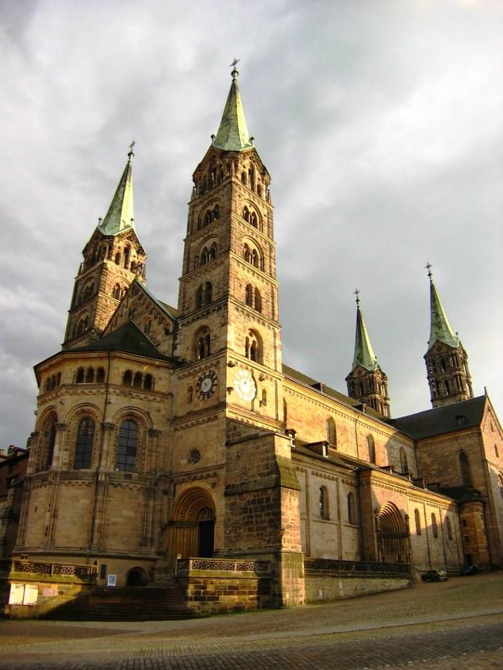 Catedral de Bamberg | Catedral de Bamberg, Alemania. En la f… | Flickr