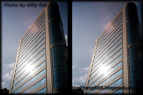 安泰大樓 | Camera:Canon Dail35 Film:Kodak Pro Imagi100 | Chen Hsin-Hung | Flickr