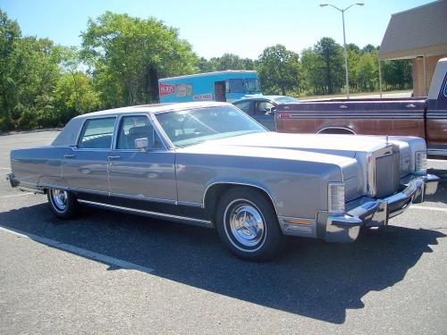 small resolution of late 70 s lincoln town car
