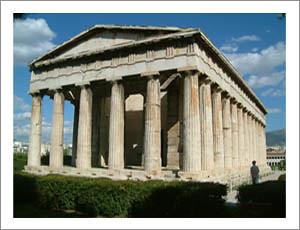 帕德嫩神殿 | 課本好像把他美化了.. 經過好幾百年的摧殘 現在的模樣顯得有點殘破 | ekin_0126 | Flickr