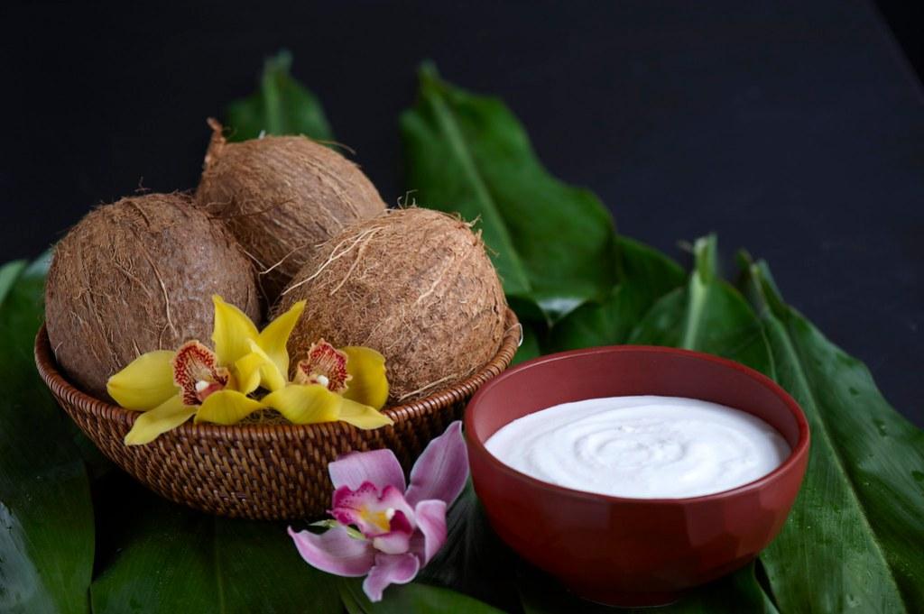 Coconut Milk and Cream